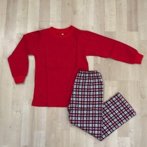 Other - Children's Flannel Pajama Set
